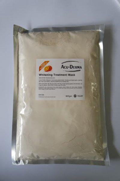 Acu-Derma Masker Peel Off Whitening + Orange Essential Oil