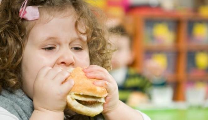 Risiko obesitas pada ibu hamil