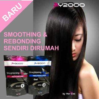 Sachet Rebonding Cream Y-2000  6c236f259e